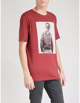 The Kooples Skeleton-print Cotton T-shirt