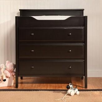 DaVinci Jayden Changing Table Dresser with Pad Color: Ebony Black