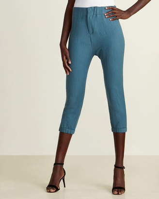 Marni Cropped Slim Fit Pants