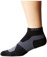 2XU Long Range VECTR Sock Men's Crew Cut Socks Shoes