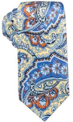 Countess Mara Men's Boxwood Paisley Tie