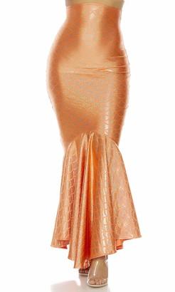 Forplay Women's 1Pc. Mermaid Skirt