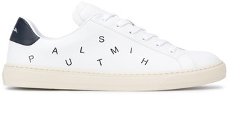 Paul Smith Logo Letter Trainers