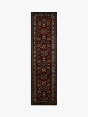 Gooch Oriental Kazac Supreme Runner, Red, L294 x W79 cm