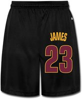 Biotio Men's Cleveland Cavaliers Performance/Sports/Athletic Shorts Sweatpants