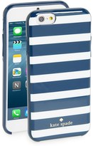 Kate Spade Fairmont Square Iphone Case - Blue/green