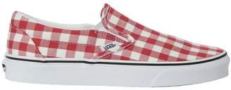 Vans Klassische Slip-On-Sneakers aus Gingham