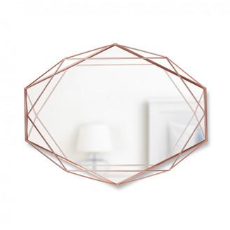 Umbra Prisma Geometric Mirror