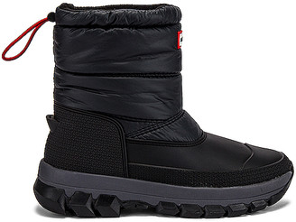 Hunter Insulated Snow Boot