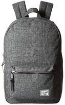 Herschel Settlement Medium (Black) Backpack Bags