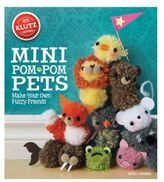 Klutz® Mini Pom-Pom Pets Craft Kit