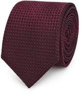Reiss Theobald Textured Silk Tie