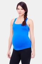 Ingrid & Isabel Racerback Maternity Tank Top