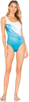 Onia Kelly One Piece in Blue. - size S (also in )
