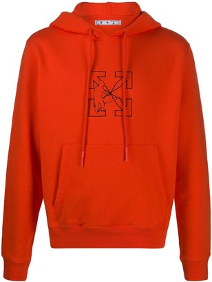 Off-White Logo Workers hoodie