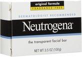 Neutrogena Face Cleansing Bar - Fragrance Free - 3.5 oz