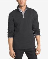 Izod Men's Big and Tall Performance Sweater Fleece