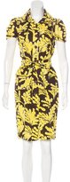 Diane von Furstenberg Cleo Shirt Dress