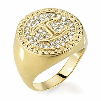 Just Cavalli Women's Ring SCAEP03016 (Size 16)