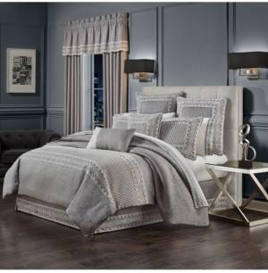 J Queen New York J Queen Giselle Queen 4 Piece Comforter Set Bedding