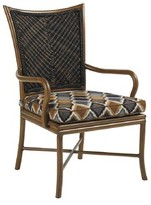 Tommy Bahama Island Estate Lanai Patio Dining Chair with Cushion Outdoor