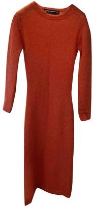 DEPARTMENT 5 Orange Wool Dress for Women