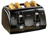 Sunbeam 4-Slice Toaster - Black 003911-100-000