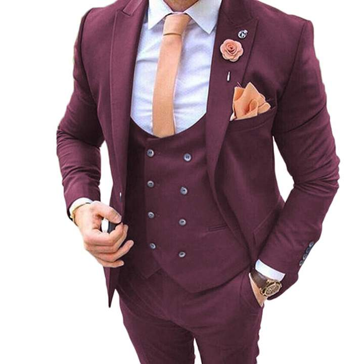 67e97fc9b372 Purple Suits For Men - ShopStyle Canada