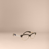 Burberry Cat-eye Optical Frames