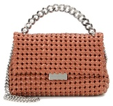 Stella McCartney Brandy Becks Woven Shoulder Bag
