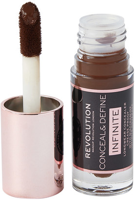 Makeup Revolution Conceal & Define Infinite Longwear Concealer C19