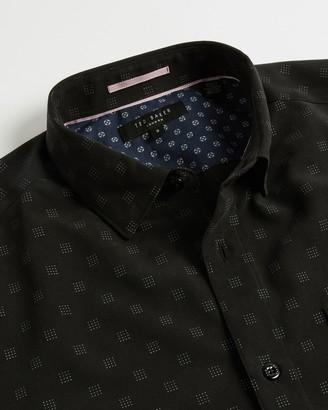Ted Baker Modal Printed Shirt