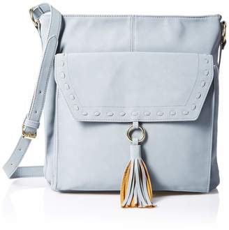 Twig & Arrow Whipstitch & Tassel Crossbody