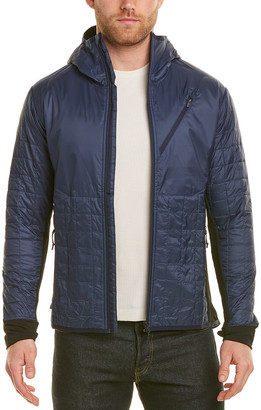 Icebreaker Helix Hooded Wool-Blend Jacket