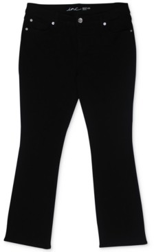 INC International Concepts Inc Elizabeth Curvy Bootcut Jeans, Created for Macy's