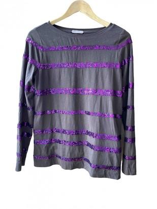 Schumacher Khaki Cotton Top for Women