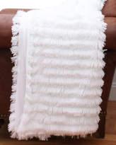 Thro Effie Faux Fur Long Pile Throw