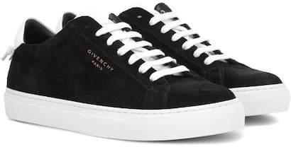 Givenchy Urban Knots suede sneakers
