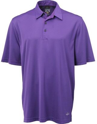 Greg Norman Collection Men's ML 75 Stripe Polo Shirt
