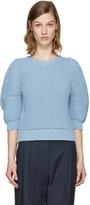 3.1 Phillip Lim Blue Cotton Sweater
