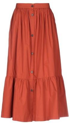 soeur 3/4 length skirt