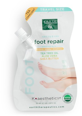 Earth Therapeutics Foot Repair Balm Pouch - Travel Size