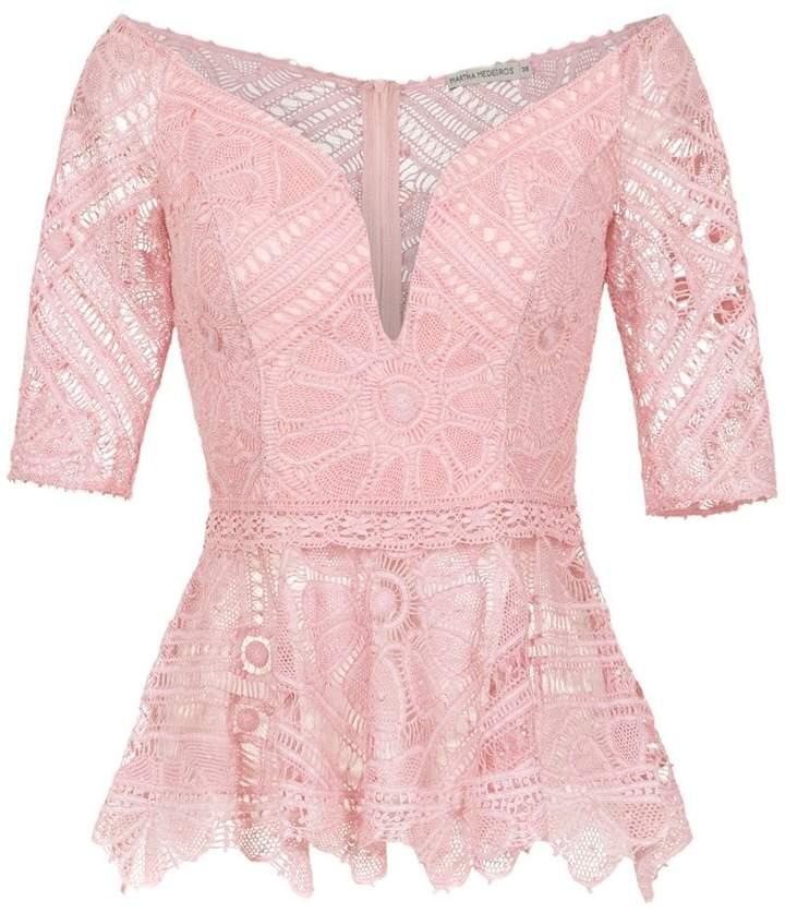 b649493b55058d Light Pink Lace Top - ShopStyle