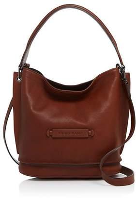 Longchamp 3D Leather Crossbody