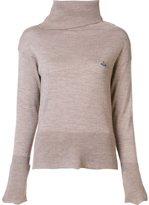 Vivienne Westwood asymmetric roll neck jumper