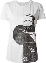 A.F.Vandevorst '161 Frenched' T-shirt