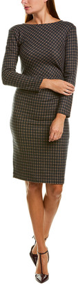 Max Mara Saletta Sheath Dress