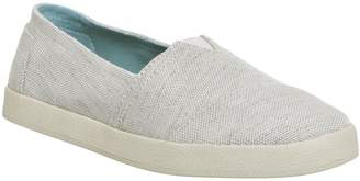 Toms Avalon Sneakers Natural Yarn Dye