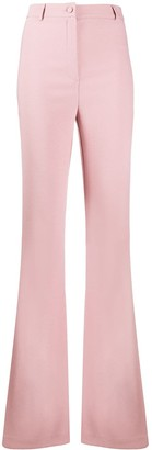 Hebe Studio Bianca flared pants