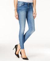GUESS Shape-Up Medium Blue Wash Skinny Jeans